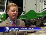 Dos máquinas barredoras se encargarán de mantener limpias las calles josefinas
