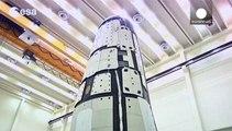 """""""IXV"""", le vaisseau spatial européen, fait mercredi son premier tour dans l'espace"""