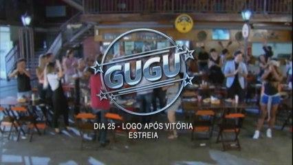 O Gugu está chegando para as noites da Record