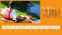 Teaser - Cognac Basket Camp 2015