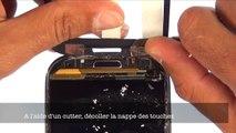 Tuto Samsung Galaxy S3 ou S4 changer la vitre seule GT-I9300 GT-I9305 GT-I9505