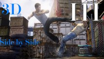 3D Fights  Martial Arts Club III (Sleeping Dogs) (3D for PC 3D phones 3D TVs Crossed Eyes)