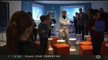 Des ateliers pour les scolaires à la Cité de l'Espace