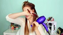 Simple Hairstyles for 2015 - Lauren Conrad Inspired Blowout and Everyday Curls Hairstyles