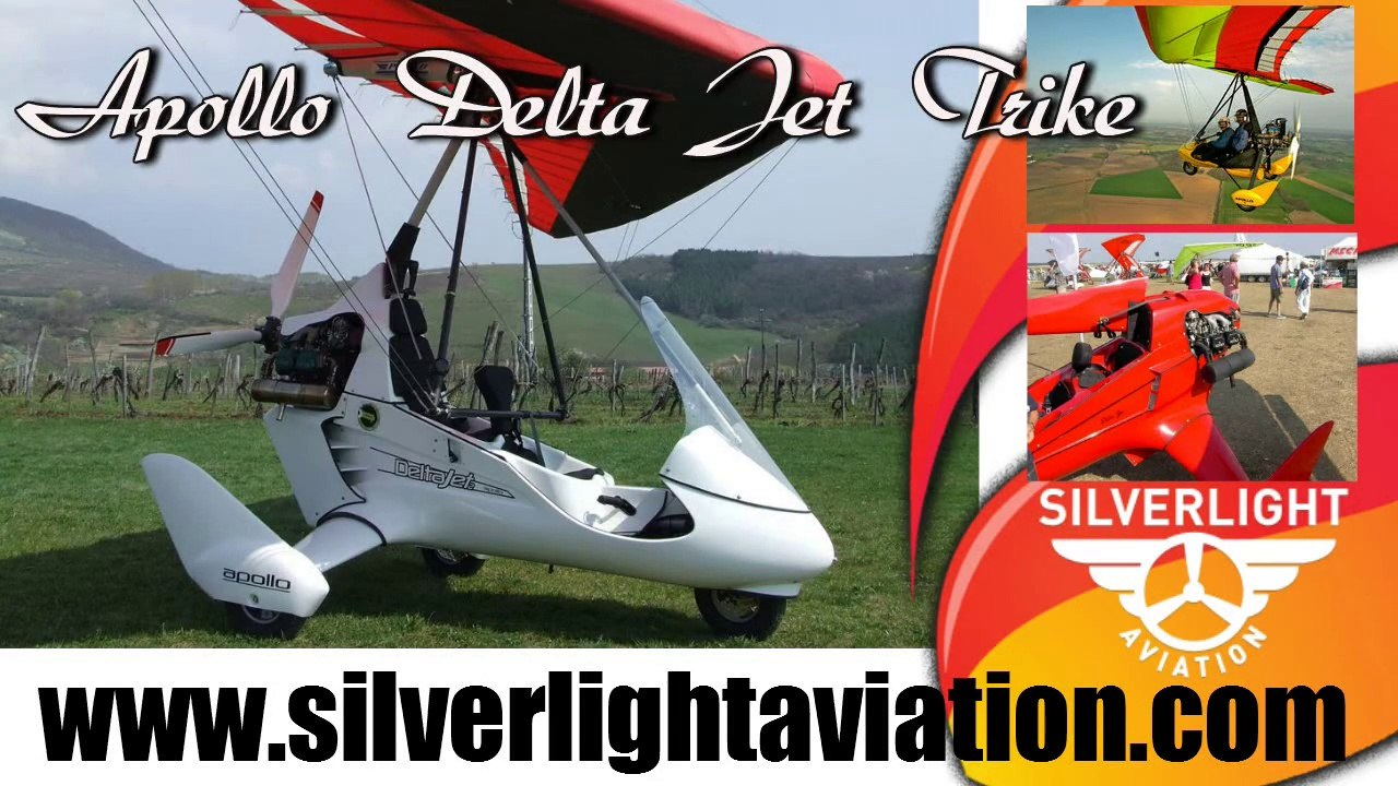 Apollo trike from Silverlight Aviation