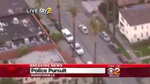 GTA Ain't Got Nothin' On This! The Best Police Chase You'll See This Year