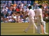 Andy Roberts vs Tony Greig, 4 UNPLAYABLE Deliveries, 1st Test 1976