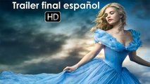 Cenicienta - Trailer final español (HD)