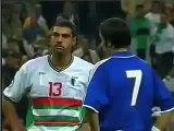 MATCH FRANCE ALGERIE 2001 - RECONCILIATION OU PAS
