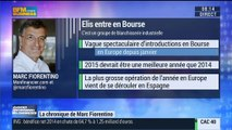 Marc Fiorentino: Introduction en Bourse: une cotation en bas de fourchette pour Elis – 11/02