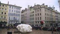 Sirènes et midi net > Du nuage... > Compagnie Gratte Ciel > 4 février 2015