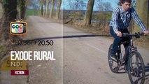 """Bande-annonce fictive du court-métrage """"Exode Rural"""" (Identité M6)"""