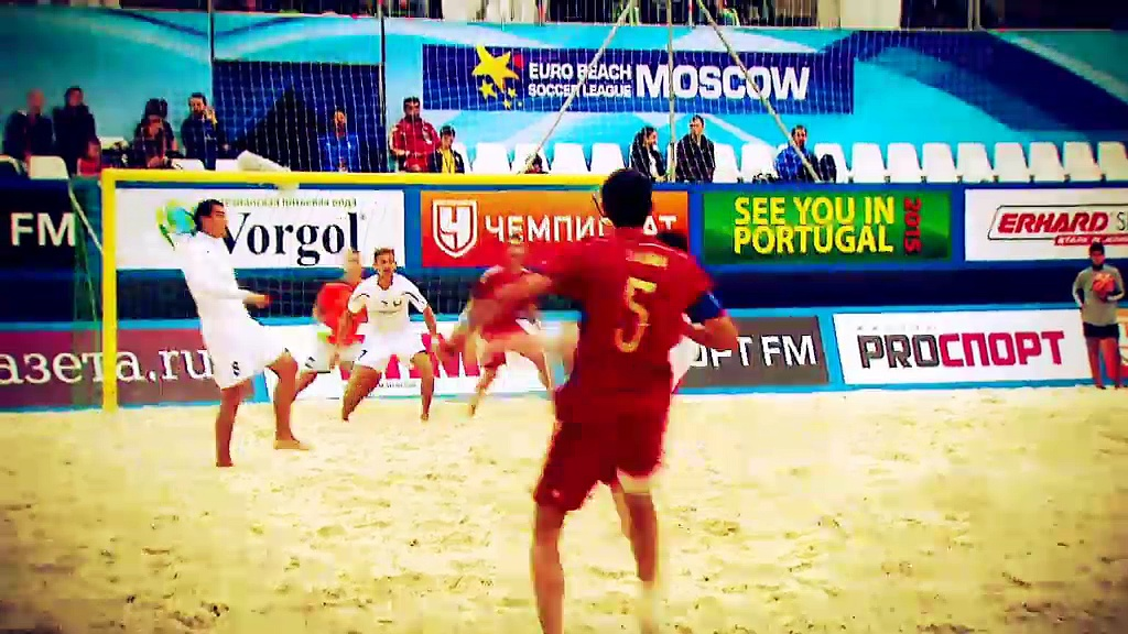 Baku, a beach soccer la Russia punta all'oro
