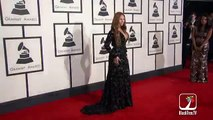 Grammys - Beyonce Red Carpet Arrival
