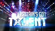 Shadow theatre of Attraction with a Great British montage Final 2013 Britains Got Talent 2013