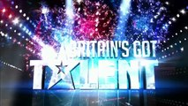 Shirley James singing You Are Not Alone Week 3 Auditions Britains Got Talent 2013