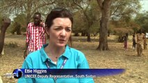 S.Sudan child soldiers surrender weapons in official ceremony