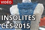 """Le zapping """"insolites"""" du Ces 2015"""