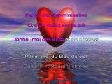 KARAOKE MARC LAVOINE et BAMBOU - Dis moi que l'amour