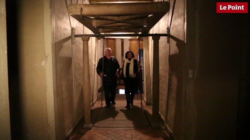 Visite interdite au château de Chenonceau #4 : le couvent secret installé dans les combles