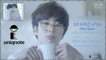 Uniqnote ft. Young Jun & Park Yong In of Urban Zakapa - Once again MV HD k-pop [german Sub]