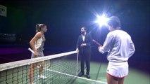 WTA Amberes - Carla Suárez derrota a Camila Giorgi