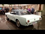 Classic Mustangs at the Dearborn 2015 Ford Mustang Launch