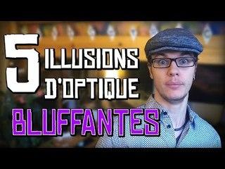 CHRIS : 5 Illusions d'Optique Bluffantes