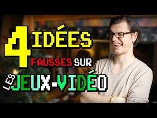 CHRIS : 4 Idées Fausses sur les Jeux-Vidéo