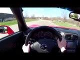 2012 Chevrolet Corvette Grand Sport Convertible by Lingenfelter - WR TV POV Test Drive