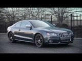 2008 Audi S5 with AWE Tuning Exhaust - WR TV Sights & Sounds