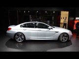 BMW 4 Series Coupe & BMW M6 Gran Coupe - Detroit 2013 Walkaround