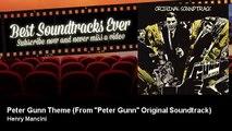 "Henry Mancini - Peter Gunn Theme - From ""Peter Gunn"" Original Soundtrack"