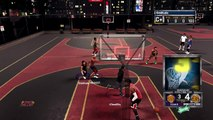 """NBA 2K15 The Stage """"High Rollers"""" - Ridiculous Left-Right Cheese! - Unbelievable Cheese In NBA 2K15"""