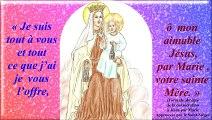 Le serviteur fidèle ou Le dévot esclave de Jésus en Marie (cantique de St Louis-Marie Grignion de Montfort)