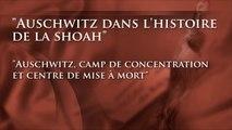"""Enseigner la Shoah : """"Auschwitz, camp de concentration"""""""