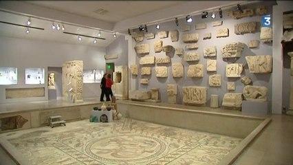 Rouen : au musée départemental des antiquités