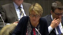 11 février 2015: Commission du développement durable et de l'aménagement du territoire