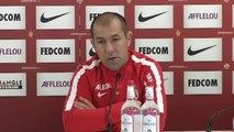 FOOT - L1 - ASM - Jardim : «Nantes va jouer le contre»