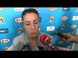 TENNIS - OPEN D'AUSTRALIE: Cornet « Ça commence à me fatiguer un peu »