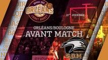 Avant-Match - J21 - Orléans reçoit le SOM Boulogne