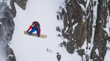 Snowboard - FWT 2012 Chamonix - Aurélien Routens