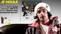 Ski Freestyle - Interview avec JF Houle