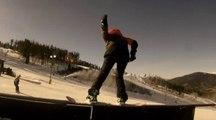 Snow trip américain pour Marion Haerty