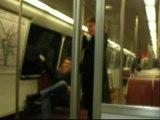 La danse ds le métro musique