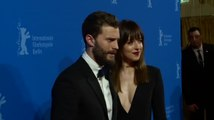 Jamie Dornan And Dakota Johnson Turn up The Heat At the Fifty Shades Of Grey Premiere