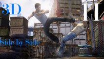 3D Fights  Martial Arts Club II (Sleeping Dogs) (3D for PC 3D phones 3D TVs Crossed Eyes)