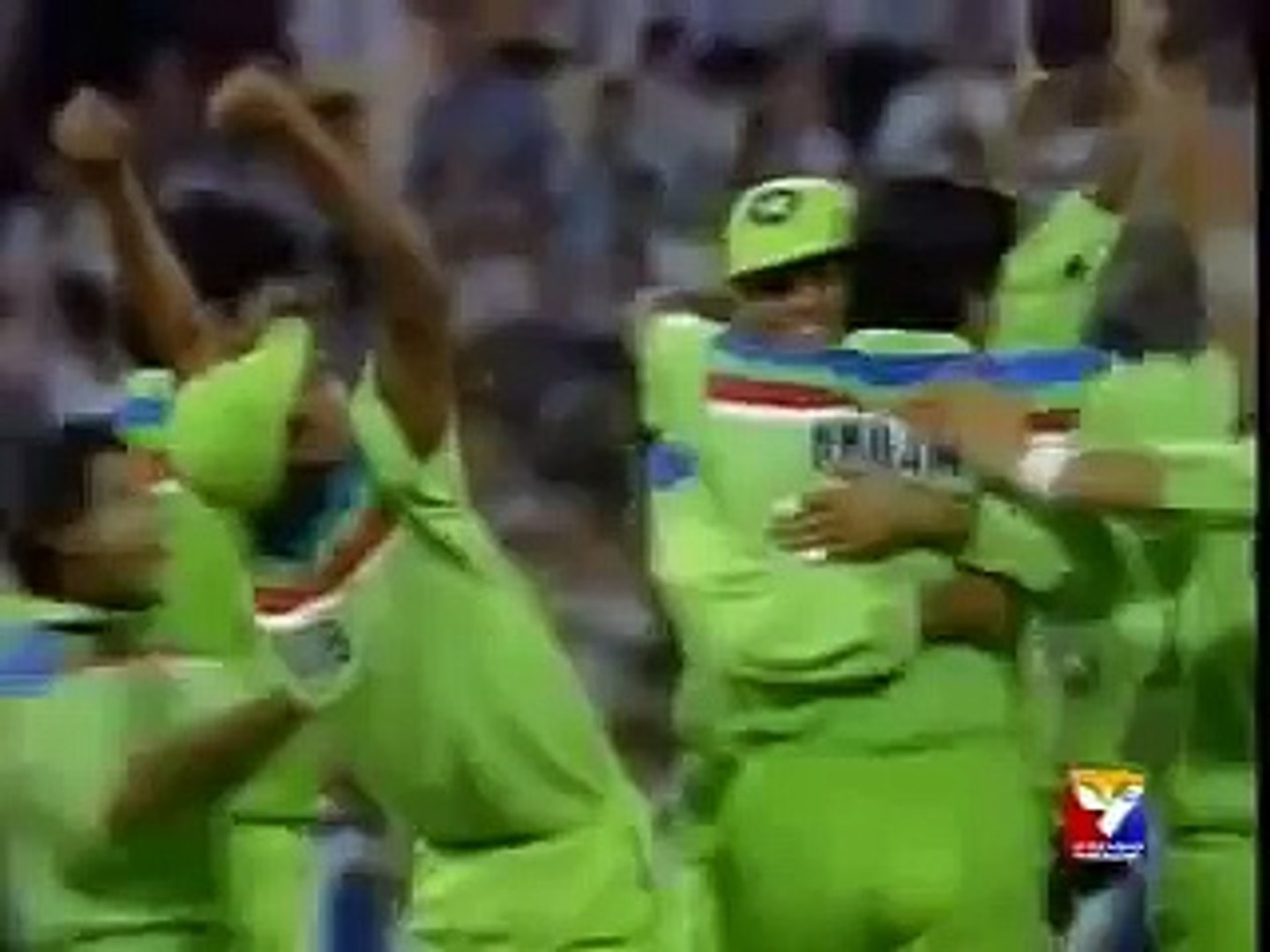 PAKISTAN WINNING MOMENTS WORLD CUP 1992