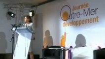 Discours de cloture de la Journée Outre-Mer Développement