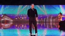 Electro Techno Dance Act Light Balance Britains Got Talent 2014